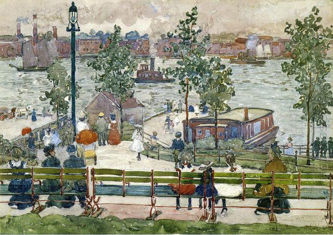 East River Park 1901