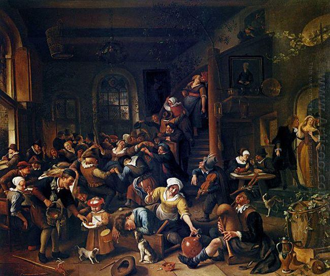 Egg Dance 1674