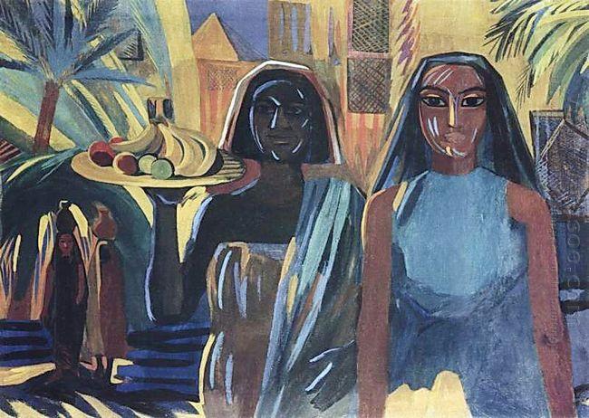 Egyptian Women 1911