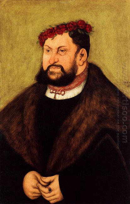 Elector John The Constant Of Saxony 1526