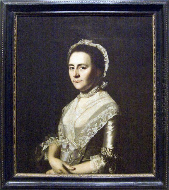 Elizabeth Goldthwaite Mrs Alexander Cumming 1770