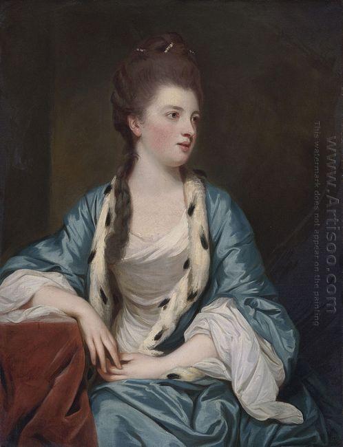 Elizabeth Kerr Marchioness Of Lothian 1769