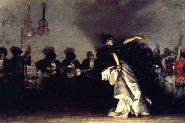 El Jaleo 1882