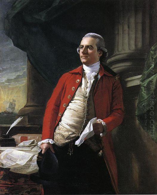 Elkanah Watson 1782