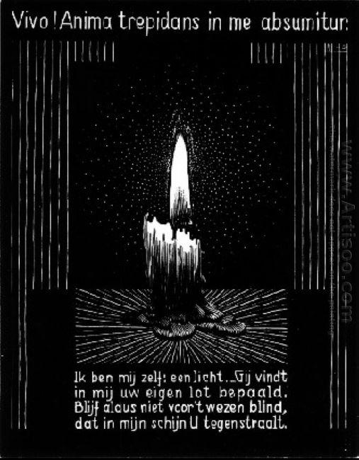 Emblemata Candle Flame