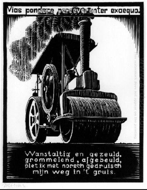 Emblemata Steamroller