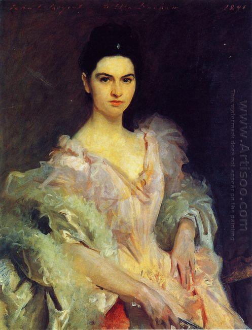 Etta Dunham 1895