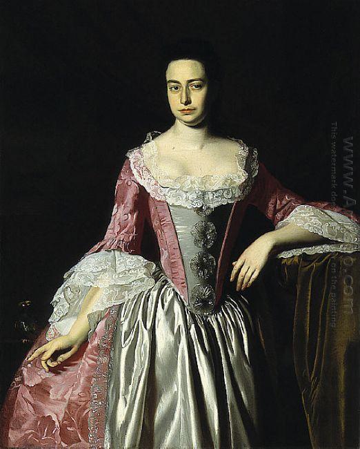 Eunice Dennie Burr 1760