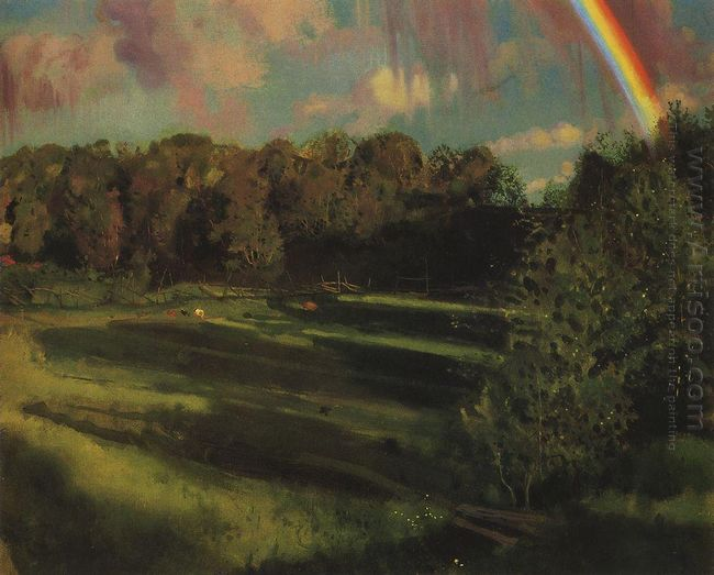 Evening Shadows 1917