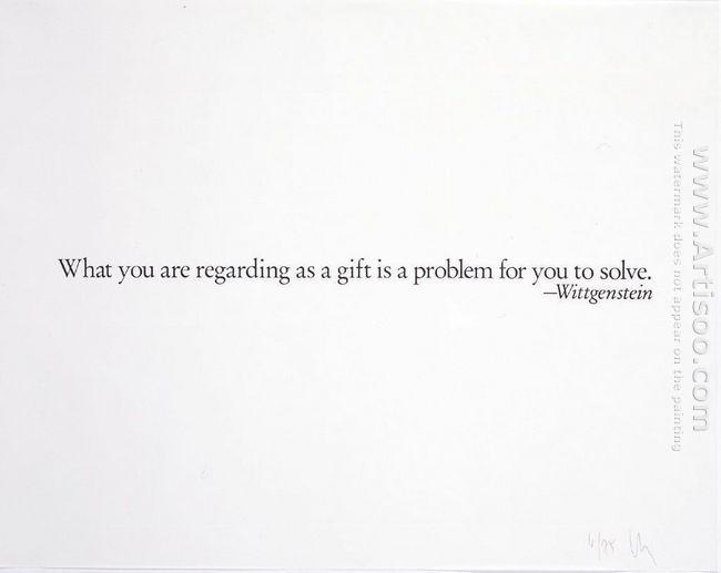 Ex Libris Wittgenstein S Gift