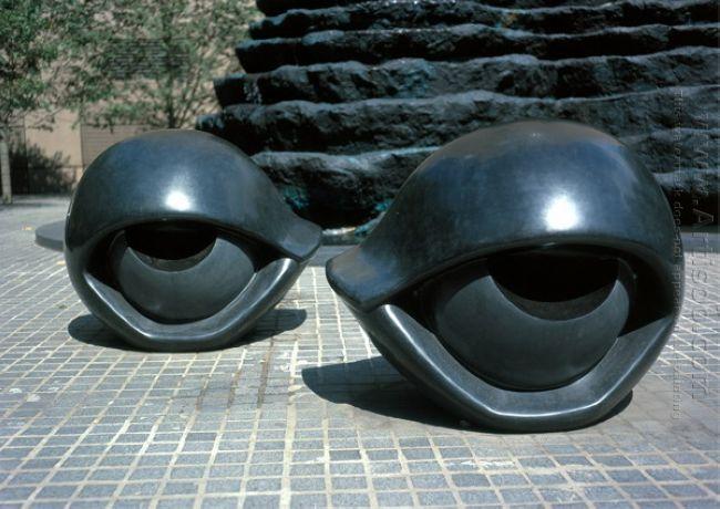 Eye Benches I 1997