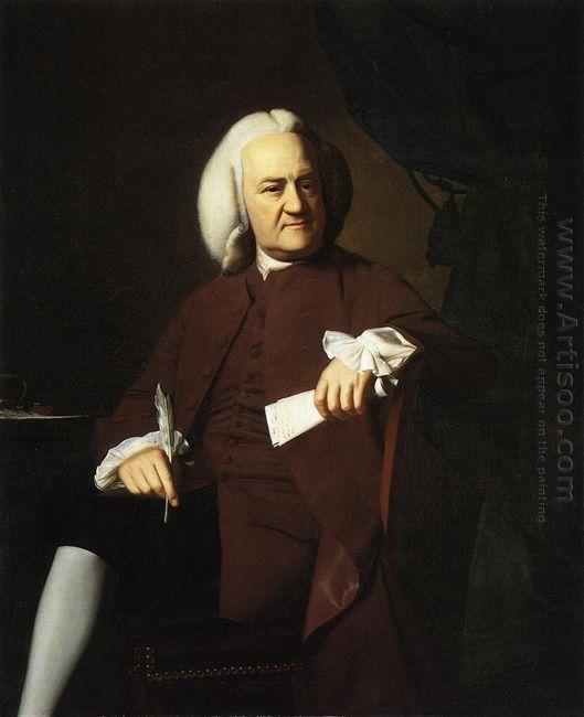 Ezekiel Goldthwait 1771