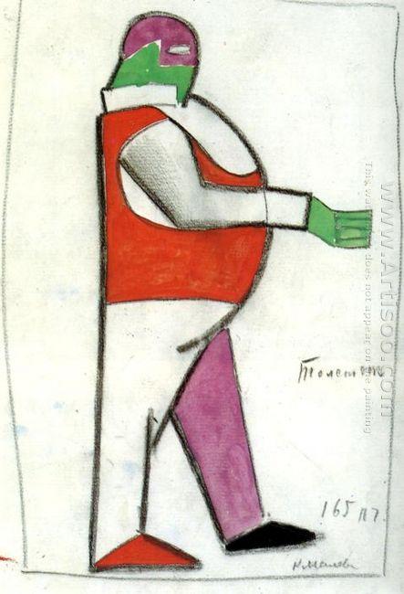 Fat Man 1913