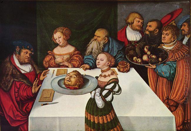 Feast Of Herod 1531