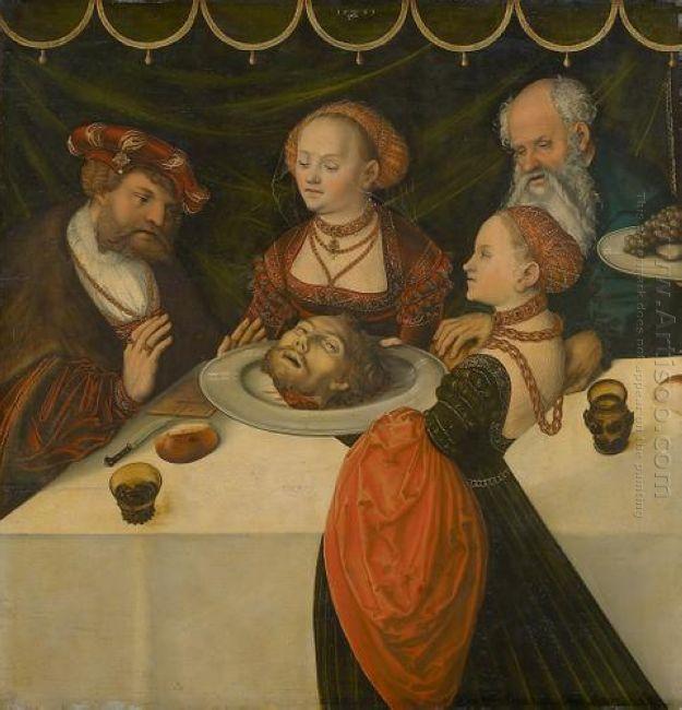 Feast Of Herod 1539