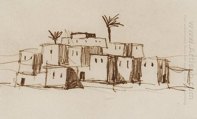 Fellah Village 1911