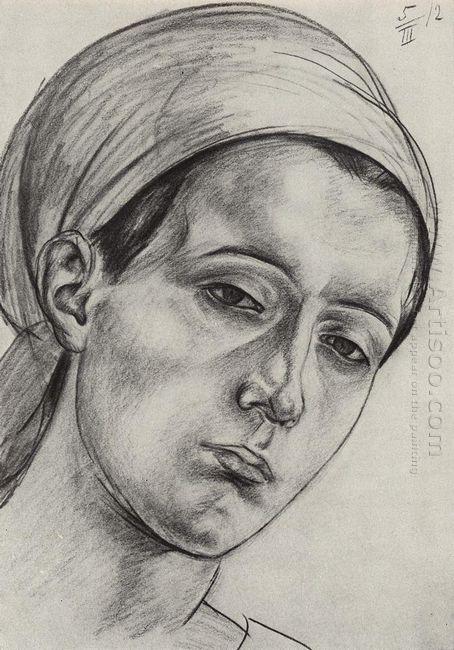 Female Head 1912