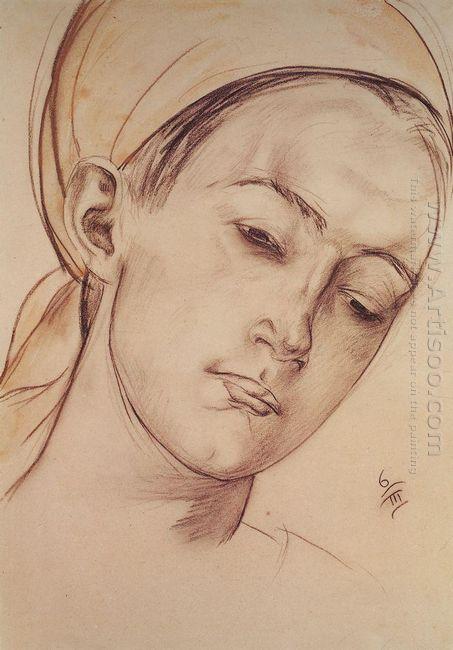Female Head 1913