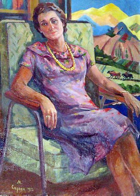 Female Portrait 1952