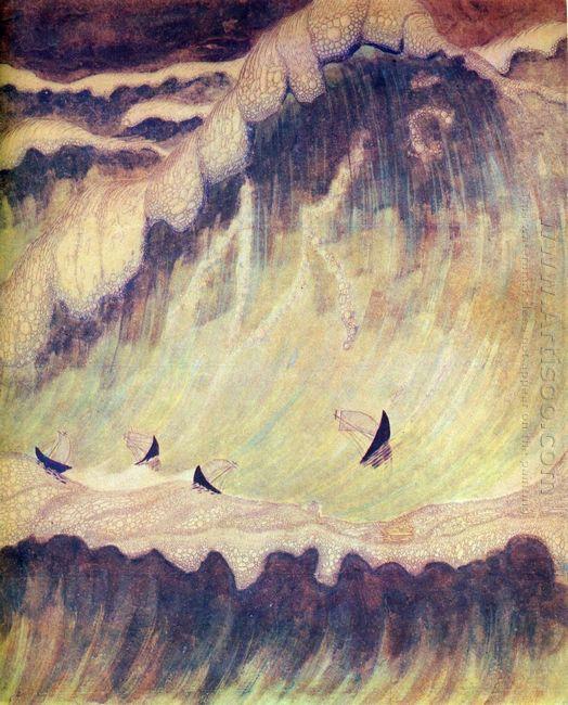Finale Sonata Of The Sea 1908