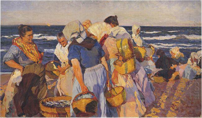 Fisherwomen 1911