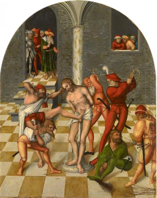 Flagellation Of Christ 1538