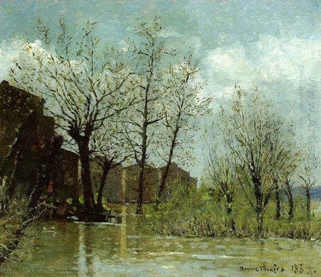 Flood 1889