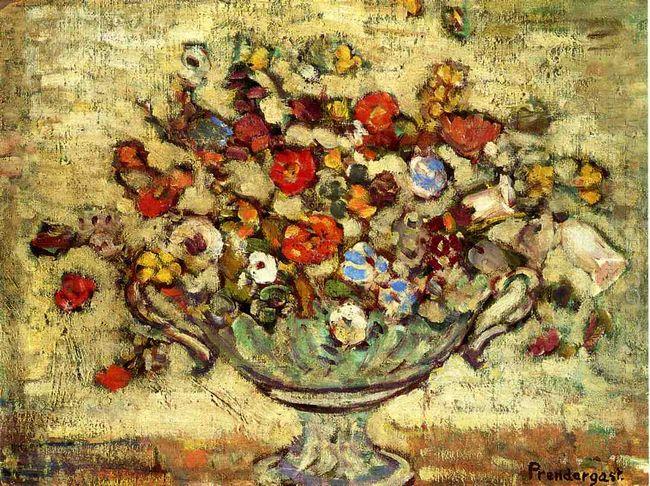 Floral Still Life 1913