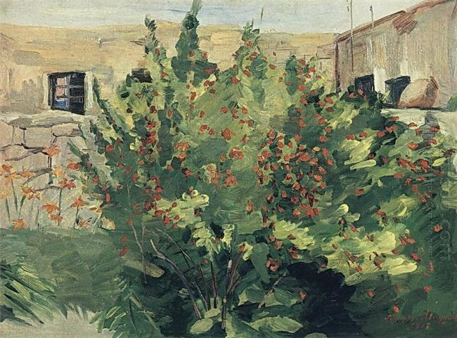Flowering Garnet 1947