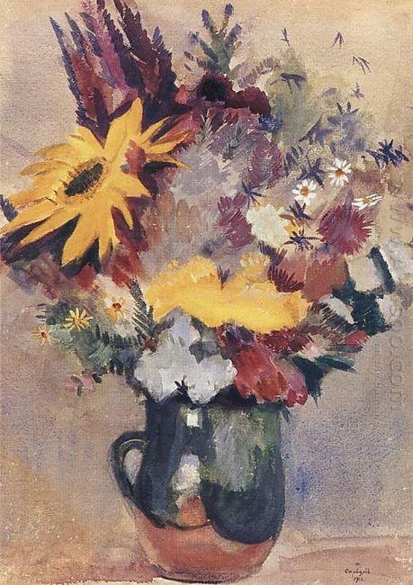 Flowers 1912