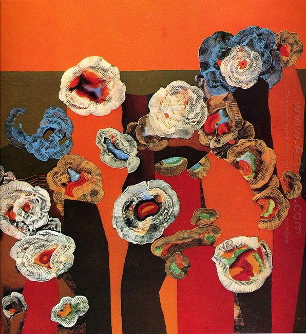 Flowers Of Seashells 1929