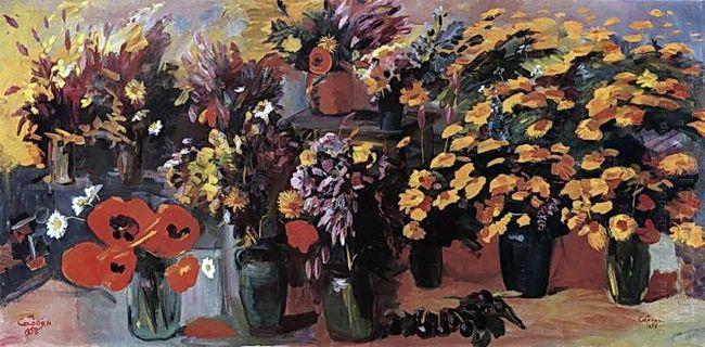 Flowers Of Sevan Pass 1958