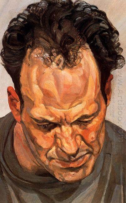 Frank Auerbach 1976