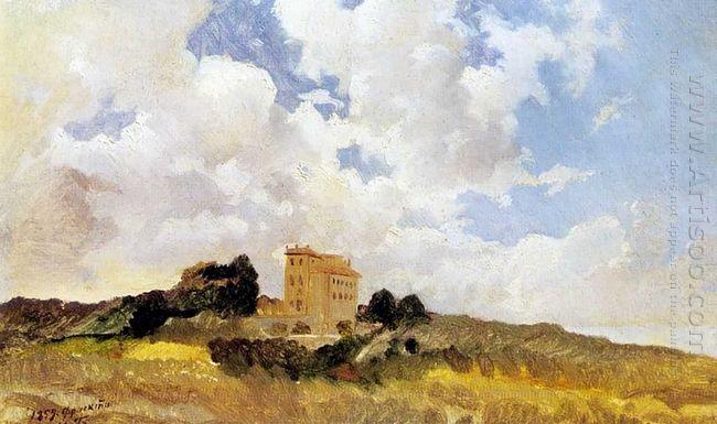 Frascati Clouds