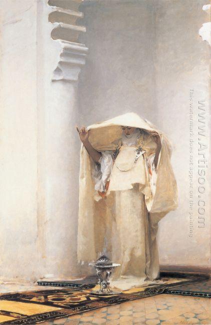 Fumee D Ambre Gris 1880