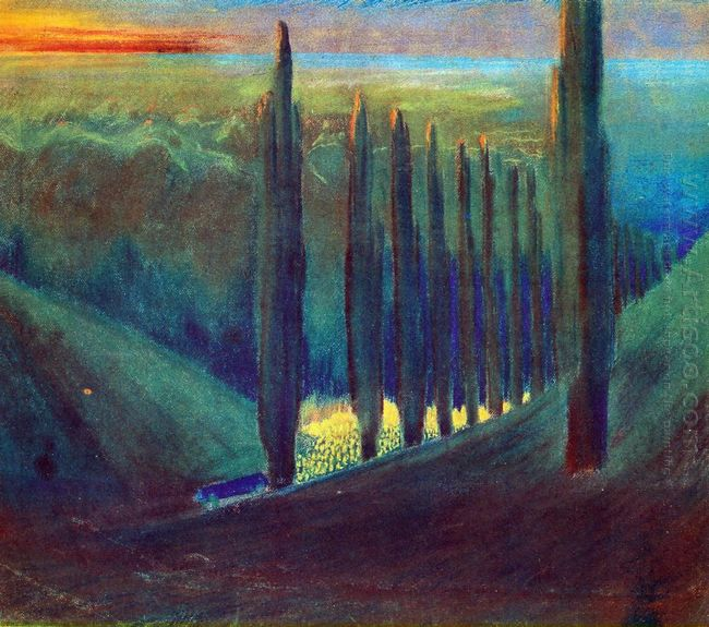 Funeral Symphony Iv 1903