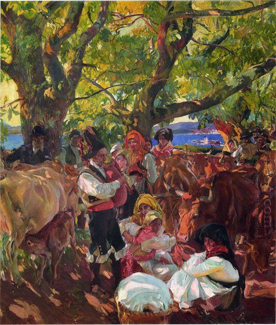 Galicia The Pilgrimage 1915