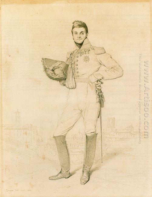 General Louis Etienne Dulong De Rosnay 1818