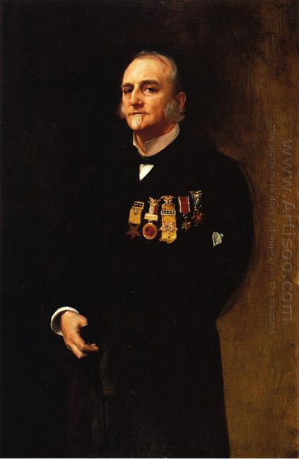 General Lucius Fairchild 1887
