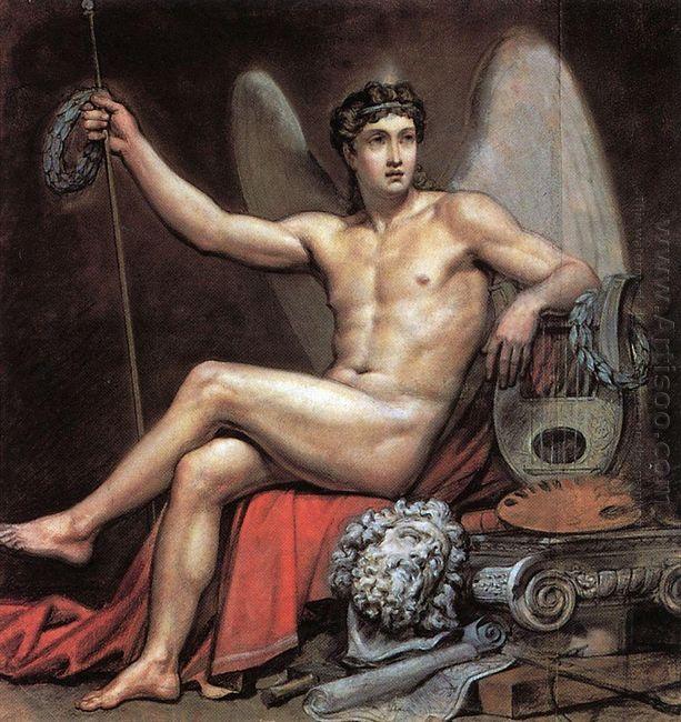 Genius Of Art 1820