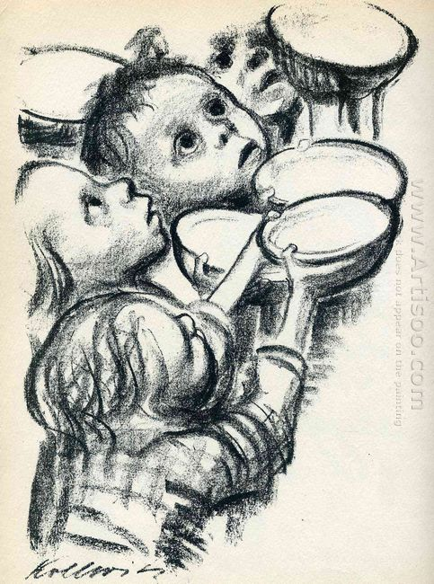 Germany S Children Starve 1924