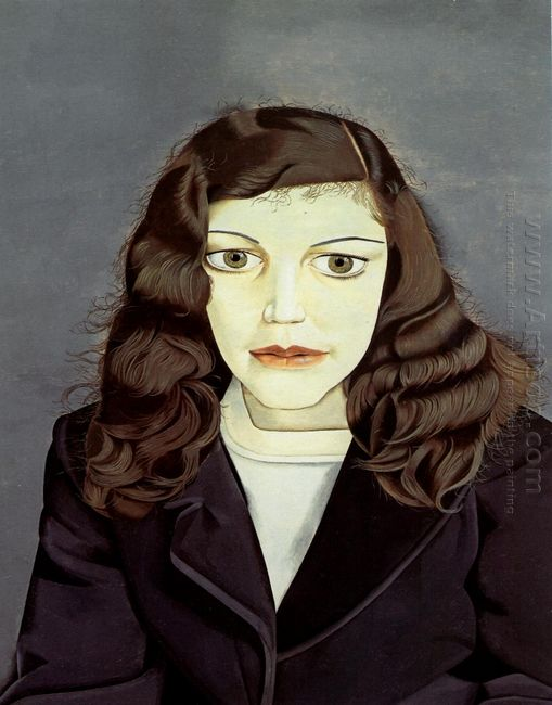 Girl In A Dark Jacket 1947