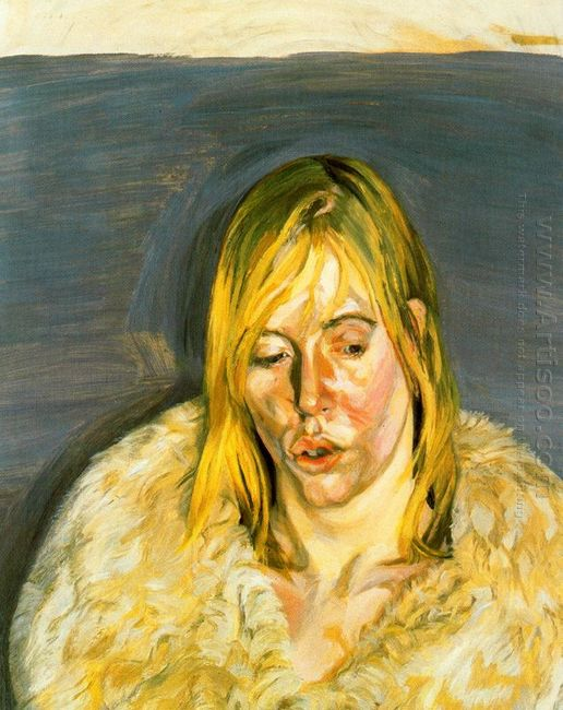 Girl In A Fur Coat 1967
