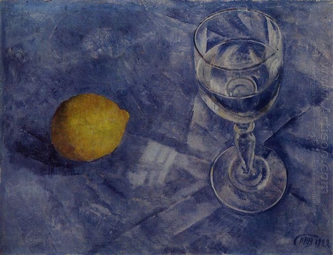 Glass And Lemon 1922
