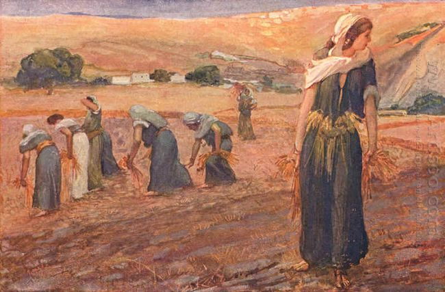 Gleaners As In Deuteronomy