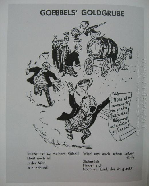 Goebbels Goldmine 1941