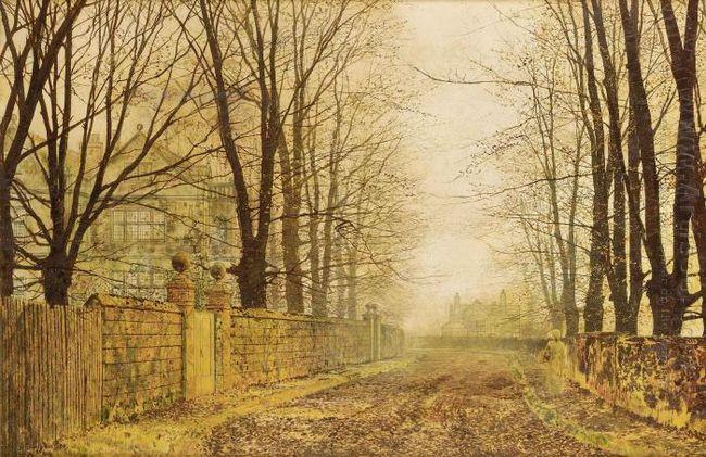 Golden Eve 1892