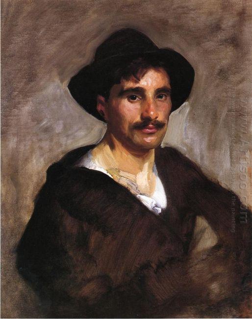 Gondolier 1905