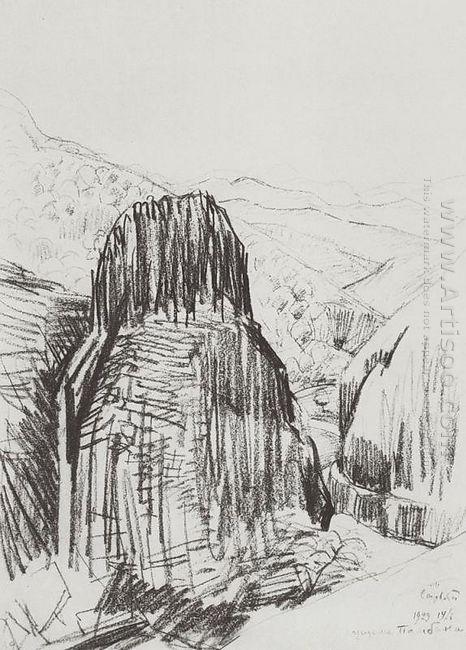 Gorge Pambak 1929