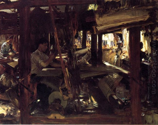 Granada The Weavers 1912